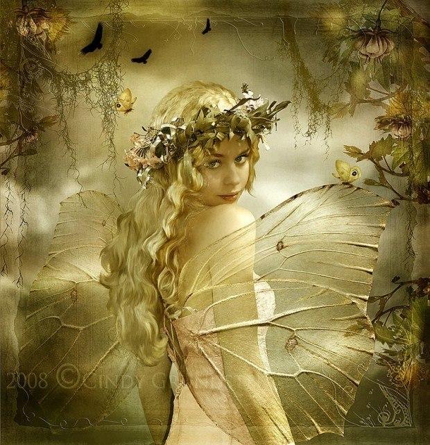 Любовь с эльфийкой