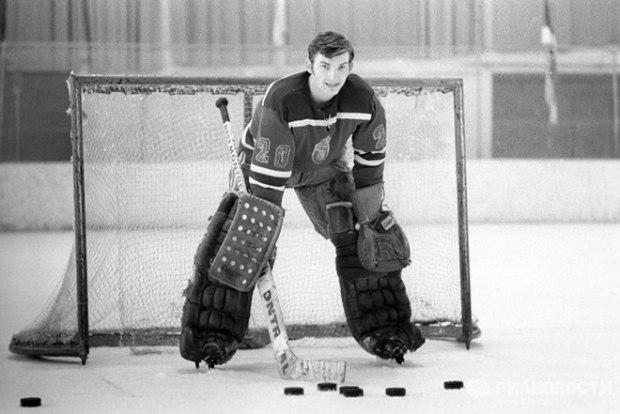 Живая легенда советского хоккея
