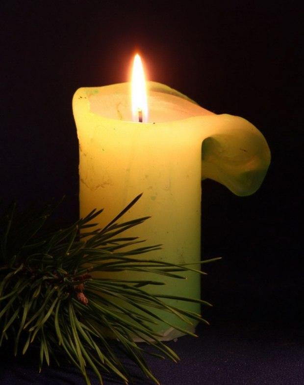 Картинки свечи поминание