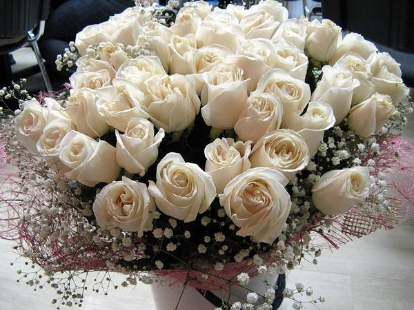 Скачать песню букет из белых роз михайлов