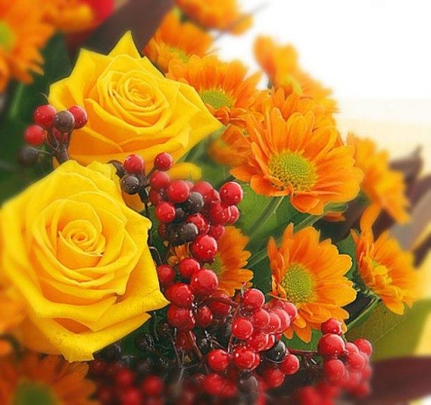 Днем, картинки с днем рождения осень красивые