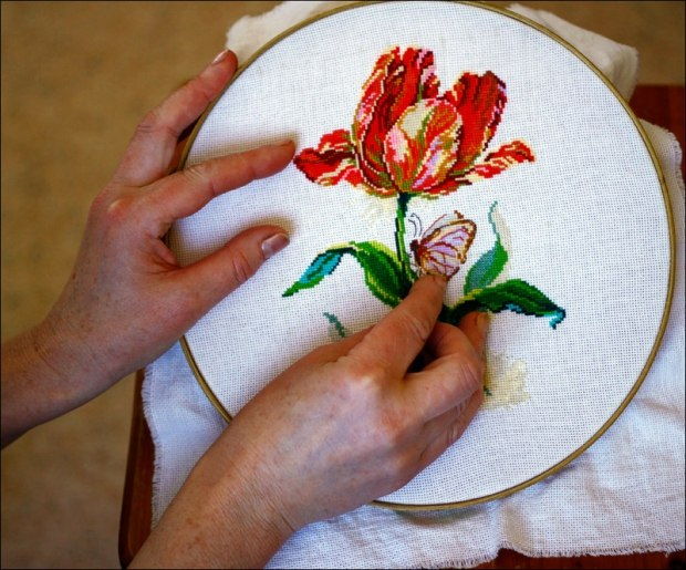 Вышивки своими руками картинки