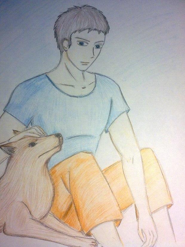 критики картинки нарисовать человека и животных этому одной