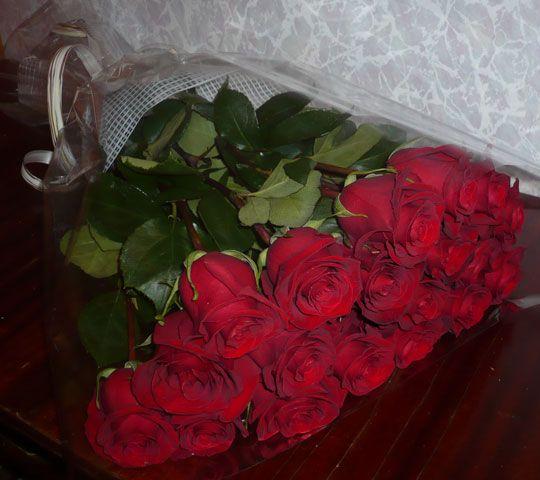 Букет роз фото в домашних условиях с девушками