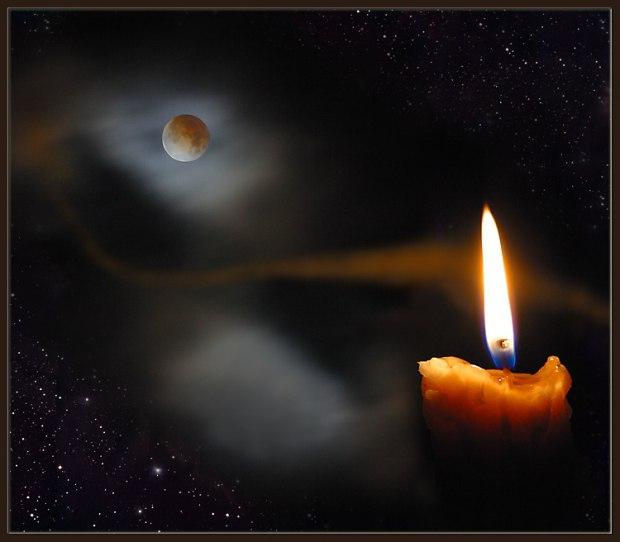 отжиг свечей огарки куда полностью