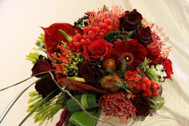 Фото осенний букет цветов