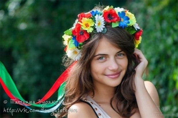 Видео красивых украинок