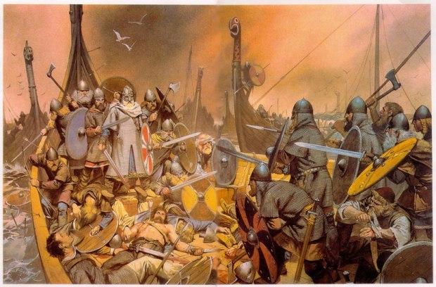 Как викинг Балда с попом расплатился