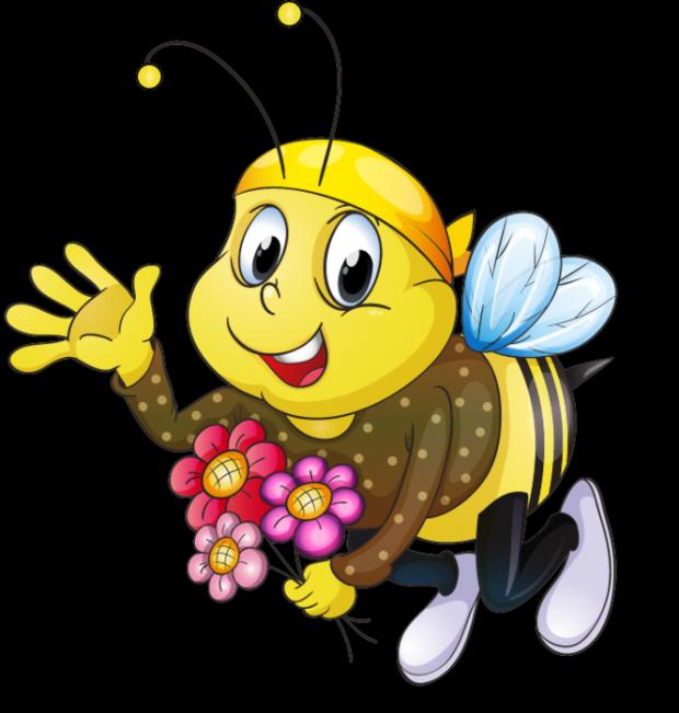 живые открытки картинки веселая пчелка майя хорошо