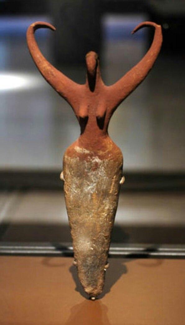 Мать Мира и её роль в эволюции человека (научное и эзотерическое обоснование)