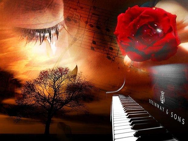 Недозвучавшая мелодия любви