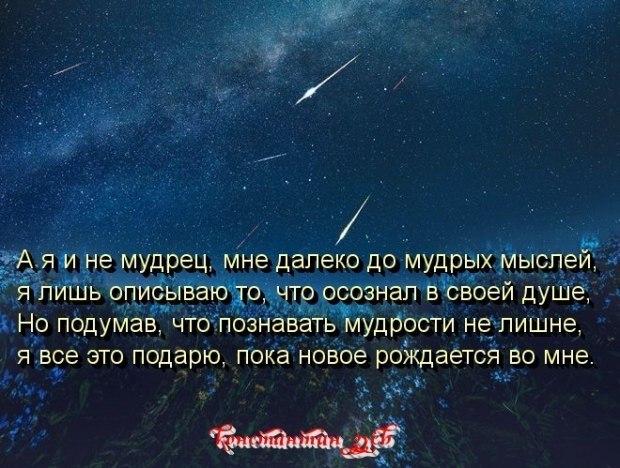 СКРОМНОСТЬ АФОРИЗМОВ...