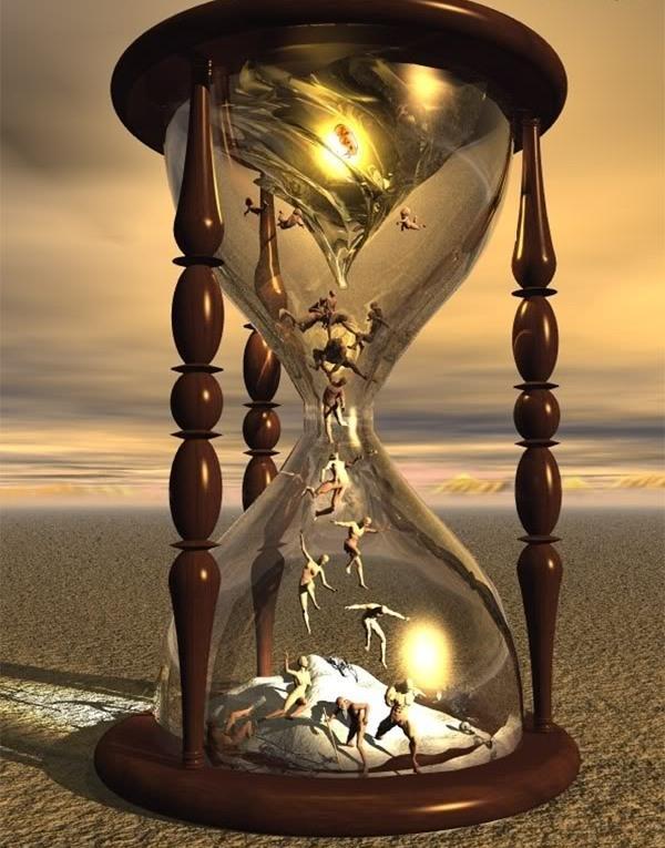 Прикольные картинки песочные часы, дню защитников аниме