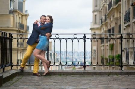 Когда мы с тобою поедем в Париж... (читает автор)