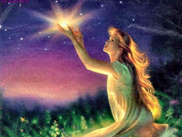 Картинки ты лучше всех на свете ты звездочка на небе, любимой