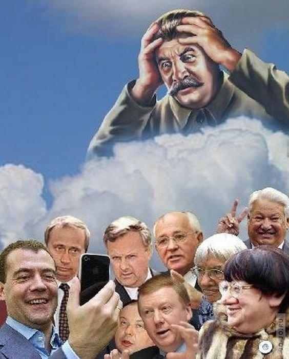 Смешные картинки на политические темы