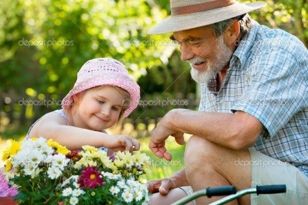 Внучка ебеться с дедушкой