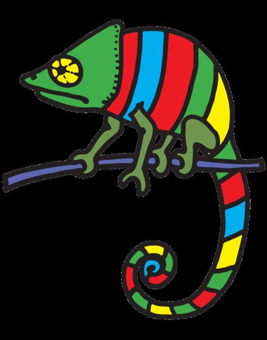 Картинки хамелеона для детей
