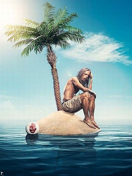 Парень на острове женщин