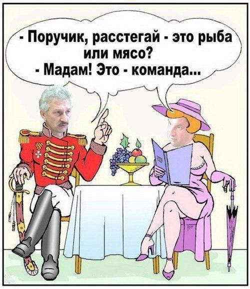 Анекдоты про поручика ржевского картинки