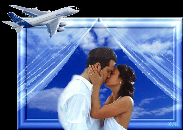 картинка муж прилетит люди