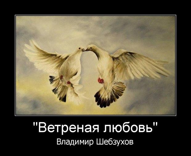 «Ветреная любовь» (Владимир Шебзухов)