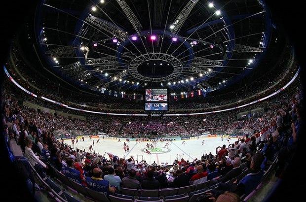 трансляции по хоккею: