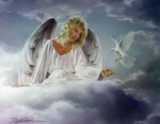 Скачать песню привет ангел мой