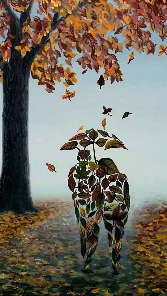 Осень на картинках и в жизни, приколами святого валентина