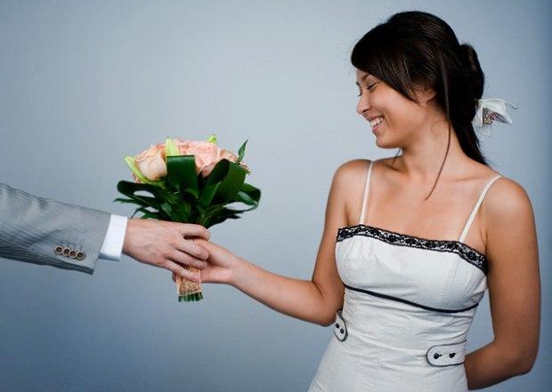 Тебе цветы я подарю стихи