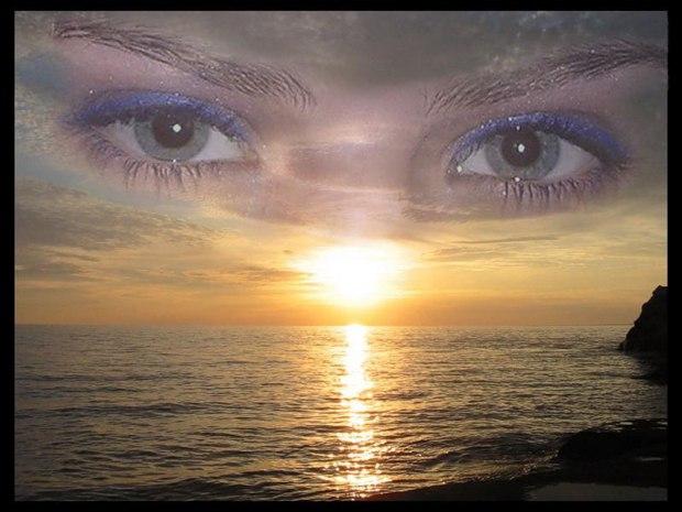 Стих этих глаз глубина