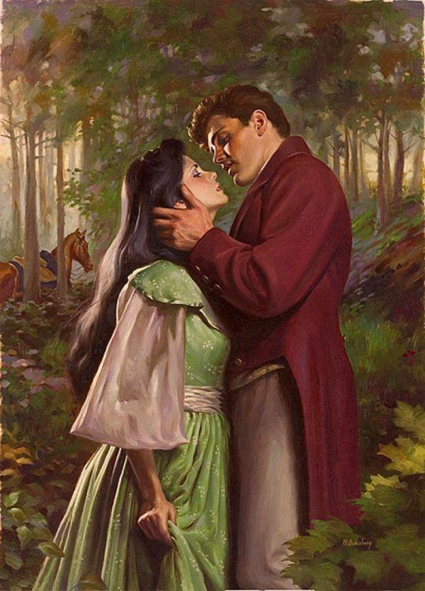 Открытки о любви романы