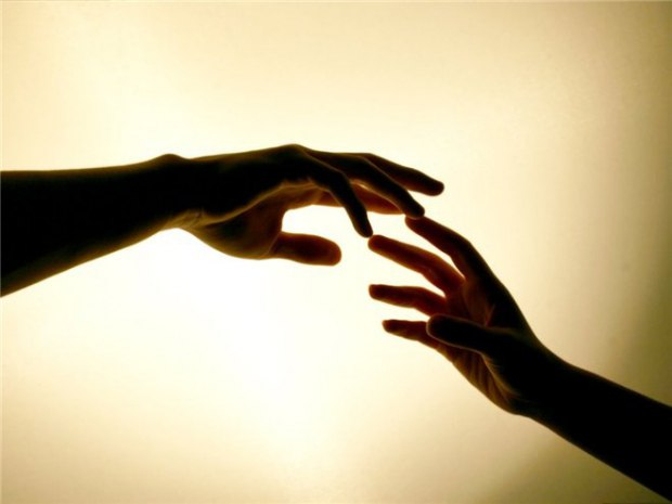 В твоей руке моя рука. Стихи (Авторская песня)