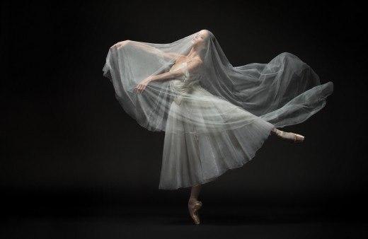 Нелёгкая лёгкость балерины