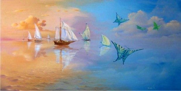 я рыбак а сети в море унесло мне теперь на свете пусто и светло