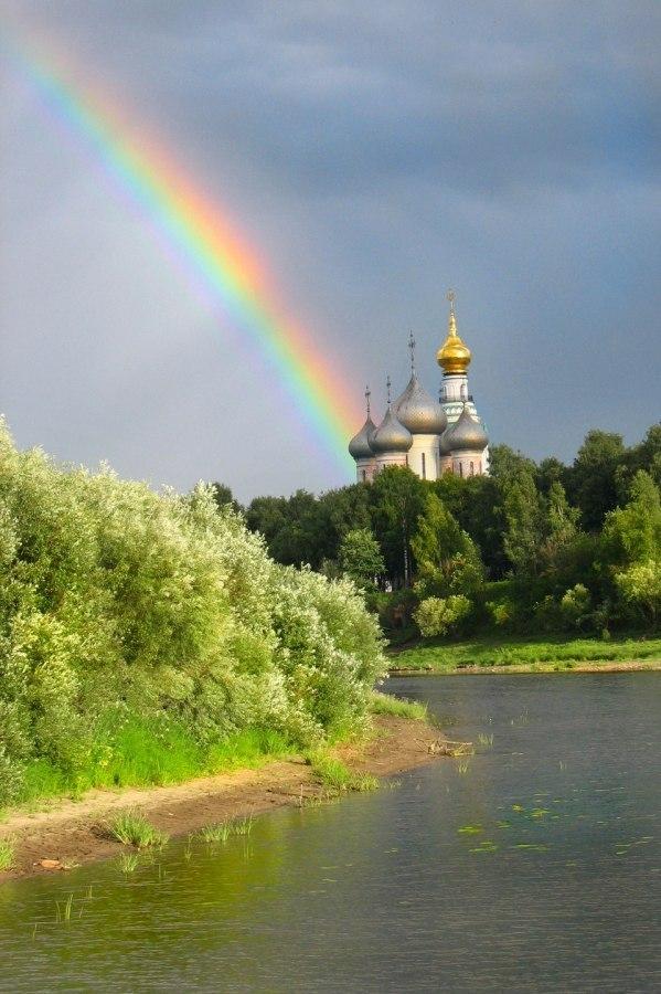 компании красивые картинки с церквями и радугой утяшева