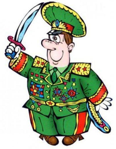 «Вечный генерал» Владимир Шебзухов