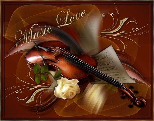 Картинки для музыкальной открытки