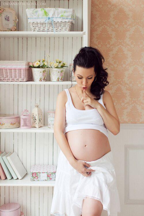Про беременность жжет