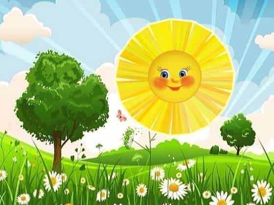 масленникова рисунок лето солнце несколько лет