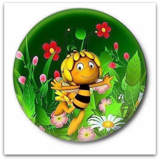Картинки в детском саду пчелки майи