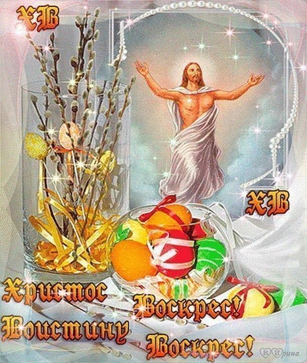 Открытка с пасхой христос воскресе воистину воскресе, приветствия