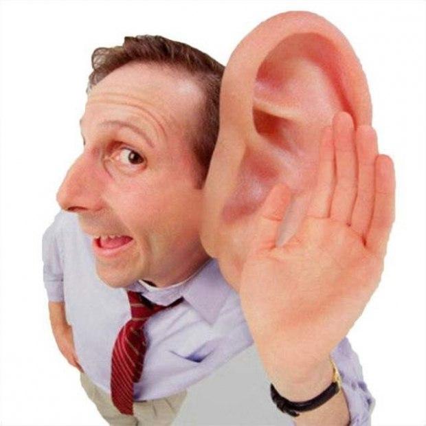 Уши прикольные картинки