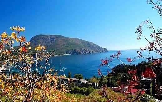 Межсезонье в Крыму